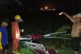 Sembilan rumah di Padang Pariaman rusak karena angin puting beliung