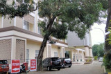 57 pasien COVID-19 jalani isolasi di Asrama Haji Sudiang Kota Makassar