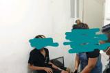 Satpol PP Bukittinggi grebek dua pasangan ilegal nginap di hotel