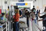 Bandara Radin Inten II Lampung wajibkan penumpang pakai