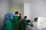Laboratorium PCR RSUD Daya Makassar mampu deteksi varian baru COVID-19
