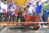 Wali Kota Payakumbuh letakkan batu pertama pembangunan Masjid Nurul Jannah