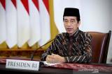 Presiden Jokowi memutuskan PPKM level 4 dilanjutkan sampai 9 Agustus