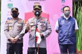 Jakarta masuk zona aman jika kasus positif di bawah 5 persen