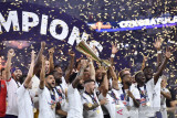 Timnas AS juarai Piala Emas Concacaf usai taklukan Meksiko 1-0