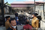 Bantuan ini disalurkan Pemkot Bukittinggi untuk korban kebakaran di Pulai Anak Aia