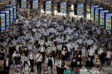 Jepang membatasi rawat inap pasien COVID-19