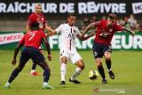Lille meruntuhkan dominasi PSG di Trophee des Champions