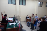 Saksi sebut terdakwa berikan faktur palsu pembayaran pajak PT SUSU