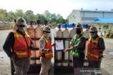 PT Freeport suplai 100 tabung oksigen ke RSMM dan RSUD Mimika