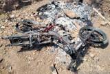 Dua remaja kepergok curi kambing, sepeda motor pelaku dibakar