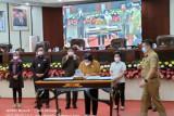 DPRD Manado Paripurnakan Penatapan Rancangan Awal RPJMD 2021-2026