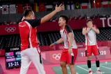 Greysia/Apriyani melengkapi kejayaan bulu tangkis Indonesia di Olimpiade