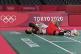 Rahasia  kesuksesan emas Olimpiade Tokyo Greysia/Apriyani