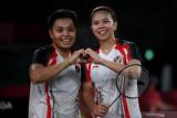 Olimpiade Tokyo- Greysia/Apriyani sabet medali emas