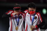 Greysia/Apriyani sebut medali emas  Tokyo 2020 di luar nalar