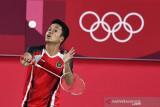 Anthony S Ginting raih medali kedua bagi Indonesia dari bulu tangkis Tokyo 2020
