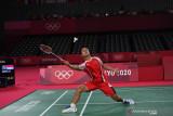 Olimpiade Tokyo - Tunggal putra Indonesia Anthony Ginting raih medali perunggu