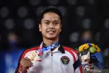 Ginting bangga meraih perunggu Olimpiade Tokyo