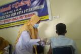 Vaksin yang ada di Payakumbuh untuk sementara hanya bagi penerima dosis kedua
