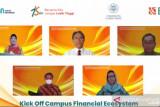 BNI pilih UGM sebagai percontohan ekosistem finansial kampus terintegrasi