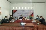KPU Sitaro Gelar  Rakor  PDPB ke empat periode Bulan Juli 2021