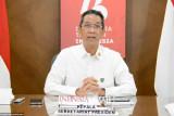Kasetpres sampaikan rencana penyerahan bantuan untuk sejumlah provinsi terkait PPKM