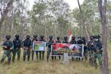 Satgas TNI pastikan patok batas negara di perbatasan RI-PNG terjaga aman