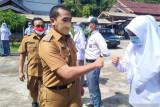 Wagub Audy minta anggota Paskibraka jadi agen perubahan di sekolah-lingkungan