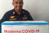 Puluhan pegawai KKP Kupang mulai terima vaksin dosis tiga