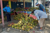 Kalbar ekspor durian setiap dua bulan sekali  53 ton ke China