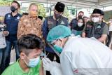 Menparekraf Sandiaga Uno apresiasi sentra vaksin anak di Jakarta Barat