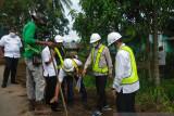 Tingkatkan akses transportasi, pembangunan jalan Rimbo Canduang Padang Tujuah Pasbar dimulai