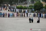 Setelah peringatan hukuman, Pakistan berhasil capai 1 juta vaksinasi sehari