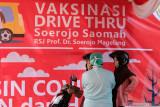 21,9 juta lebih warga Indonesia sudah selesai divaksinasi COVID-19