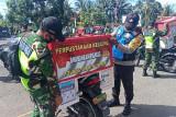 TNI/Polri Biak luncurkan perpustakaan keliling untuk warga