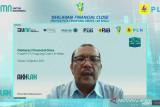 PLTS Terapung terbesar di Asia Tenggara dengan sindikasi tiga bank internasional
