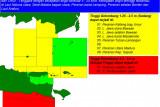 BMKG : Waspadai potensi gelombang sangat tinggi di perairan selatan Jatim