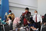 OJK Sulampua bersama PHRI gelar wisata vaksin COVID-19
