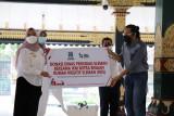 IKM Sleman memberikan bantuan untuk Tim Dekontaminasi dan Pemakaman BPBD