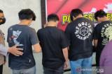 Polisi tangkap 8 terduga peserta tarung bebas di Makassar
