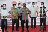 Arsjad Rasjid ajak masyarakat bersatu lawan pandemi