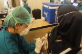 Reisa Broto bagikan tips aman mendapat vaksin COVID-19 untuk ibu hamil