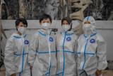 Polwan bantu pemulasaran jenazah COVID-19 di Palangka Raya