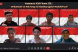 Siswa Indonesia  peroleh empat medali dalam Olimpiade Kimia Internasional