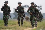 Latihan bersama TNI AD-US Army jaga perdamaian