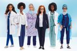 Barbie membuat boneka khusus mirip pembuat vaksin AstraZaneca