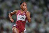 Menanti Allyson Felix menjadi atletik putri terbesar di dunia