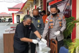 Sabu dua kilogram asal Malaysia dimusnahkan