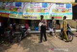 Pemkot Pekalongan bentuk posko PPKM di beberapa pasar tradisional